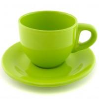 Кофейная пара зелёная 100 мл.