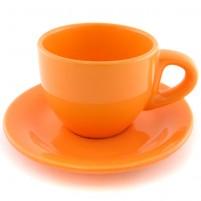 Кофейная пара оранжевая 100 мл.