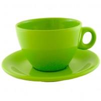 Чайная пара зелёная 220 мл.