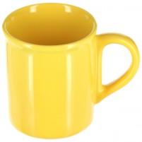 Кружка жёлтая 250 мл.