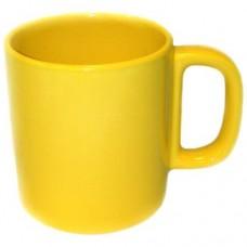 Кружка жёлтая 280 мл.