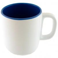 Кружка сине-белая 280 мл.
