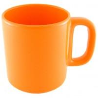 Кружка оранжевая 280 мл.