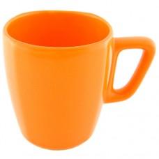 Кружка оранжевая 250 мл.