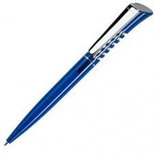 Ручка Infinity Прозр. + Метал. Клип