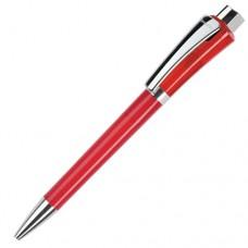 Ручка Optimus Transp. + Метал. Клип